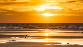 Broome Australien Stockfotografie