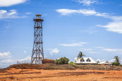 Broome Lighthouse Stock Photos
