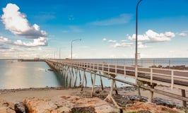 Broome-Pier Lizenzfreie Stockfotografie