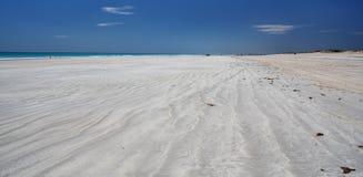 broome plażowy kabel Zdjęcia Royalty Free