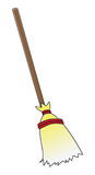 Broomstick Stock Images