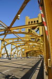 brosacramento torn Fotografering för Bildbyråer