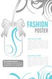 Broschürendesign Stockbild
