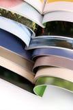 broschyr Arkivfoto