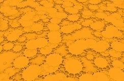 Broschyr-, rapport- eller reklambladdesignbakgrund Relativa virussjukdomar Royaltyfri Bild