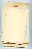 broschyrbunt Arkivfoto