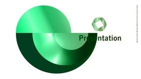 Broschyrräkningsinfographics som används, i marknadsföring och annonsering stock illustrationer
