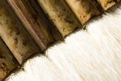 Brosse de cheveux de chèvre Images libres de droits