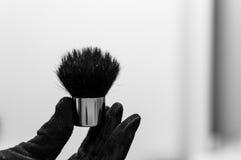 Brosse de maquillage Photo stock