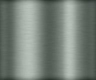 Brosse sans couture en métal de brun de texture Photographie stock libre de droits