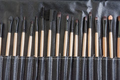 Brosses de maquillage photos libres de droits