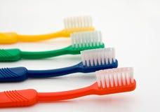 Brosses à dents Photos stock