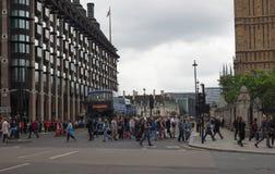 Brost i London Royaltyfria Bilder