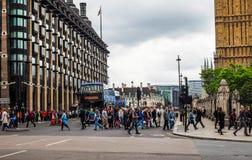 Brost i London, hdr Fotografering för Bildbyråer