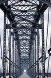 brostruktur Arkivbilder