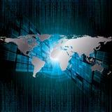 Broszurka układu projekta szablonu biznes Zdjęcie Royalty Free