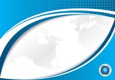 broszurki biznesu szablon Zdjęcia Stock