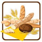 Brot lizenzfreie abbildung