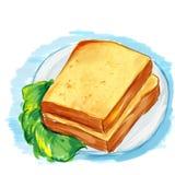 Brot vektor abbildung