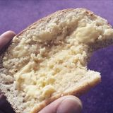 Brot! lizenzfreie stockfotos