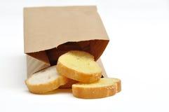 Brot-Butter Lizenzfreie Stockfotografie