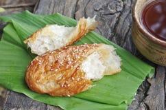 Brot des indischen Sesams Lizenzfreies Stockfoto