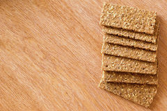 Brot für Gesundheit lizenzfreies stockbild