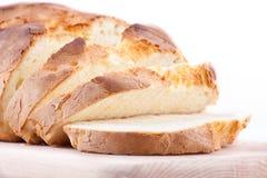 Brot geschnitten Stockbilder