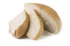 Brot geschnitten Lizenzfreie Stockfotografie