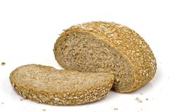 Brot-Laib Lizenzfreies Stockbild