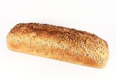 Brot mit Sonnenblumensamen Lizenzfreies Stockfoto