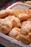 Brot Rolls Lizenzfreie Stockbilder