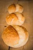 Brot rustikal Lizenzfreie Stockfotografie