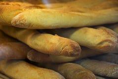 Brot-Stapeln Sie Stockbild