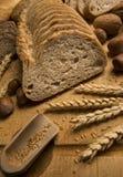 Brot-Stille: Vielzahl stockfoto