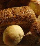 Brot und Gebäck Lizenzfreie Stockfotos