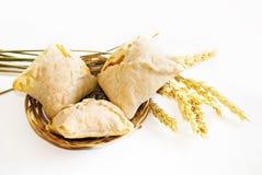 Brot und Ohren Lizenzfreie Stockbilder