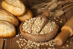 Brot und Whead Stockbild