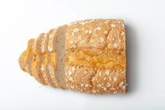 Brot vom Roggen- und Weizenmehl Lizenzfreie Stockfotos