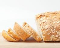 Brot vom Roggen- und Weizenmehl Lizenzfreie Stockfotografie