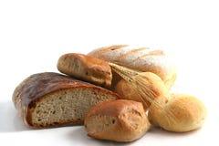 Brot, Weizen Stockbild