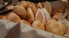 Brot zum Frühstück Stockbild