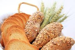 Brot-Zusammenstellung lizenzfreies stockfoto