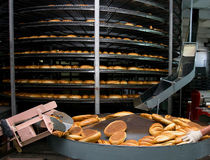 Brotbäckerei lizenzfreie stockbilder