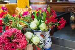 Brote de Lotus en tarro foto de archivo libre de regalías
