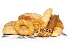 Brote und Laibe Stockfoto