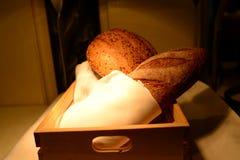 Brote und Rollen Lizenzfreies Stockfoto