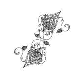Brotes de flor Imagenes de archivo