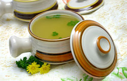 Broth Royalty Free Stock Photos