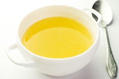 Broth, bouillon Stock Photography
